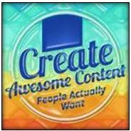 Create Amazing Content