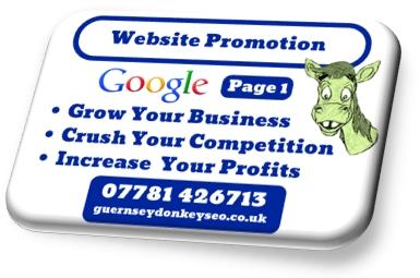 Guernsey SEO Promo