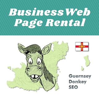 Guernsey Business Web Page Rental